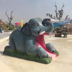 Elephant Attraction Slide