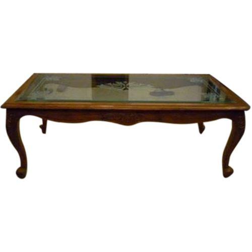 Antique Wooden Center Table