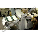 Cutting And Punching Paper Plate Machine