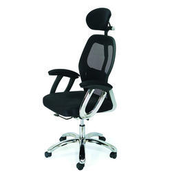 Stainless Steel Ergonomic Chair
