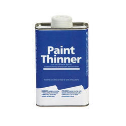 Paints Thinners And Solvents