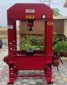 Hand Operated Hydraulic Press 80 Ton