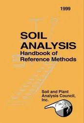 Soil Analysis Handbook of Reference Methods 1st Edition J. Benton Jones, Jr.