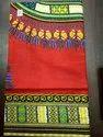 Red African Dashiki Print Fabric