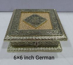 6x6 Inch German Dry Fruit Box