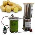 Burhani Hardware Silver Vacuum Impregnation Machine For Whole Potato, 100 Pieces/month, 1 Kw