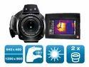Testo 890 Kit - Thermal Imager (640 X 480 Pixels, Focus Manual/Auto, Laser, 2 Lenses Selectable)