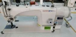 Double Needle Fabric Sewing Machine