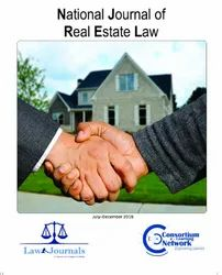 National Journal of Real Estate Laws