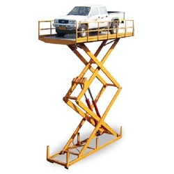 Exporter and Supplier Hydraullic Car Lift