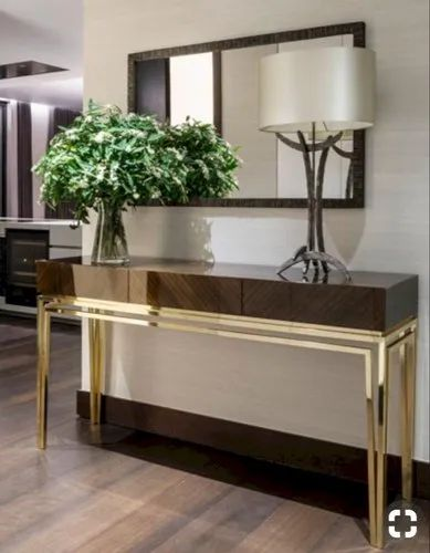SS Console Table