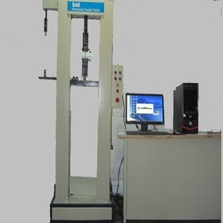 KMI Computerized Universal Multi Material Tensile Tester