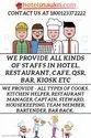 PERMANENT HOTEL STAFFING SERVICES