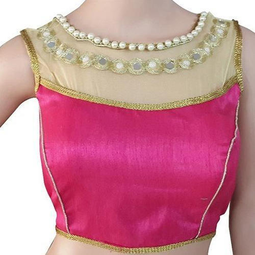 Latest Fancy Blouse At Rs 880 Piece Designer Blouse Id 14501185588