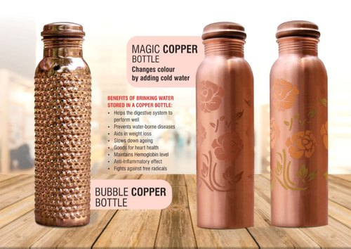 Magic Pure Copper Bottle
