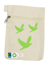 organic cotton cosmetic bags