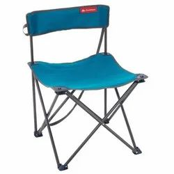 Decathlon 2.6 kg Blue Foldable Camping Chair