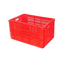 Perforated Bakery Crate