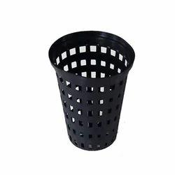 Black Net Pots, Size: 2 - 11 Inch