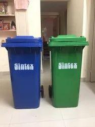 Sintex Wheeled Plastic Garbage Bin 120 ltr