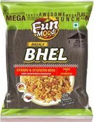 FunMood Slightly Sweet MASALA BHEL, Packaging Size: 35gm, 420 Gm Per Packet