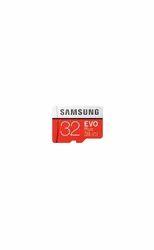 Samsung EVO Plus 32GB microSDHC UHS-I U1 95MB/s Full HD Memory Card