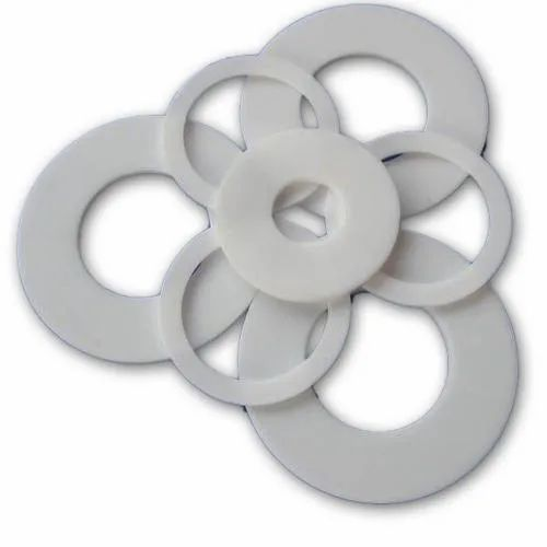 Western Rubbers Silicone Rubber Flange and Glass Gasket