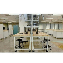 3 Tier ESD Lab Table