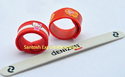Silicone Snap Wristband