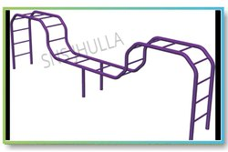 SNS 305 Hump Playground Climber