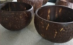 Coconut Shell Salad Bowl