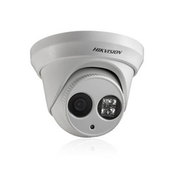 Outdoor Network Mini Dome Camera