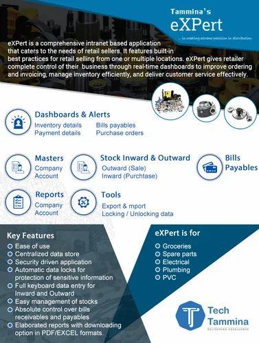 Retail Billing Software | Sree Tammina Software Solutions