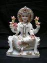 Marble Goddess Laxmi Statue