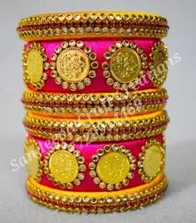 Kala Khana Silk Thread Bangles