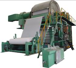 Paper Mill Structural Fabrication Services