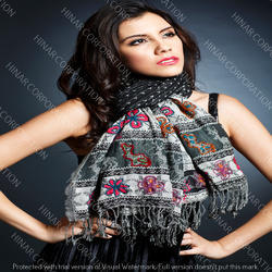 Designer Wool Shawls