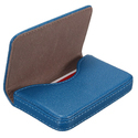 Genuine Leather Credit Card Holders, Packaging Type: Custom Packaging Type , Use: Custom Use