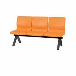 Orange Waiting Chair