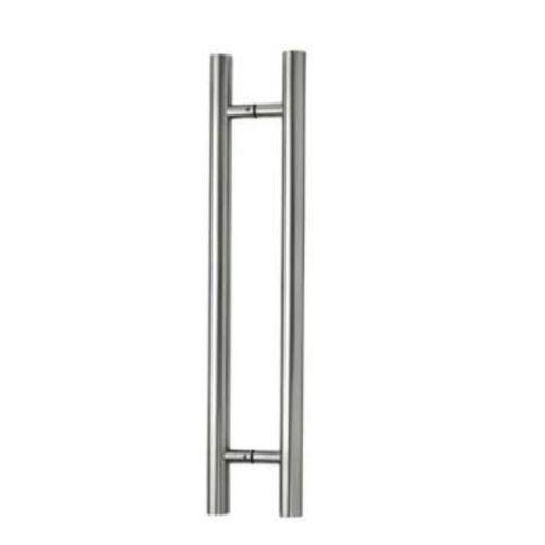 Stainless Steel Glass Door Pull Handle Rs 400 Pair Om Balaji