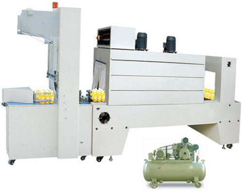Semi-Auto Shrink Packager Web Sealer SWS-5038