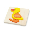 Shape Block Puzzle - Duck