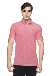 Men's Polo T-Shirt with Embroidery