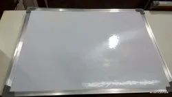 White Non Magnetic Board