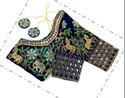 Embroidered Ladies Wedding Designer Blouse