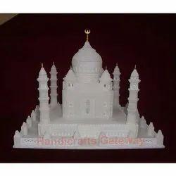 Handmade Marble Taj Mahal