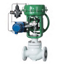 Pneumatic Steam Flow Control Valve