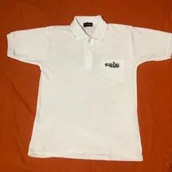 White Corporate T-Shirt