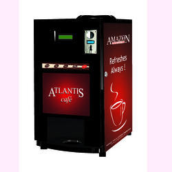 Atlantis Cafe Mini Coin Token Operated Vending Machine