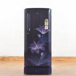 4 Star Direct Cool Samsung Single Door Refrigerator, Capacity: 212 Liter